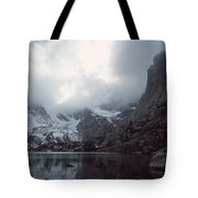 Lake Of Glass Tote Bag by Eric Glaser