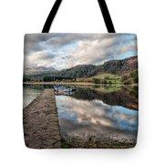 Lake Of Menteith Tote Bag
