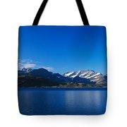 Lake On Mountainside, Sorfolda, Bodo Tote Bag