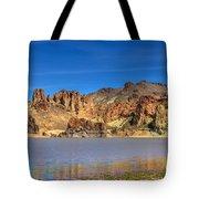Lake Owyhee Tote Bag