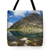 Lake Piccolo - Val Di Sole Tote Bag