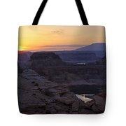 Lake Powell Sunrise  Tote Bag