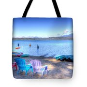 Lake Quinault Dream Tote Bag