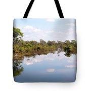 Lake Reflections 01 Tote Bag