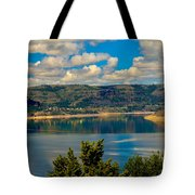Lake Roosevelt Tote Bag by Robert Bales
