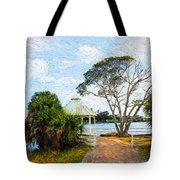 Lake Series 01 Tote Bag