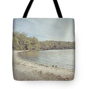 Lake St. Clair In Tasmania Tote Bag