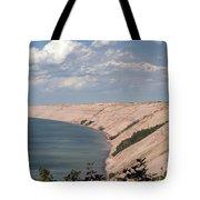 Lake Superior Dunes Tote Bag