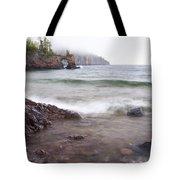Lake Superior Tettegouche 2 Tote Bag