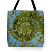 Lake Swirl Tote Bag