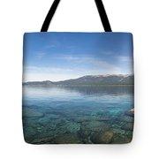 Lake Tahoe Calm Tote Bag