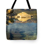 Lake Tahoe Clarity Tote Bag