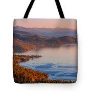 Lake Tahoe East Shore Tote Bag