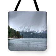 Lake Tahoe IIi Tote Bag