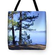 Lake Tahoe In The Morning Tote Bag