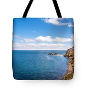 Lake Titicaca Coastline  Tote Bag