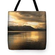 Lake Todos Los Santos Chile Tote Bag