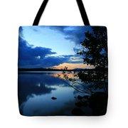 Lake Umbagog Sunset  Tote Bag