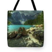 Lake View Tote Bag