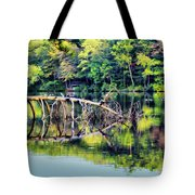 Lake Waterford Tote Bag