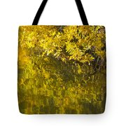Lake Winona Autumn 12 Tote Bag