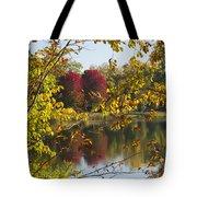 Lake Winona Autumn 15 Tote Bag