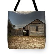Lake Worth Barn Tote Bag