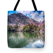 Lake Yunoko Tote Bag