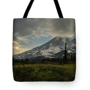Lakes Trail Soaring Skies Tote Bag