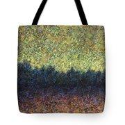Lakeshore Sunset Tote Bag