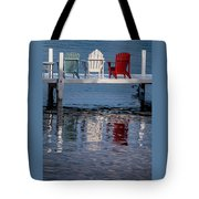 Lakeside Living Number 2 Tote Bag