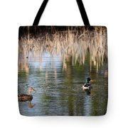 Lakeside - Mallard Tote Bag
