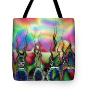 Lakeside Somewhere Tote Bag