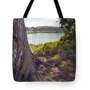 Lakeside Tree Tote Bag