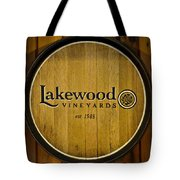 Lakewood Vineyards Tote Bag