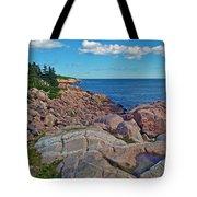 Lakies Head In Cape Breton Highlands Np-ns Tote Bag