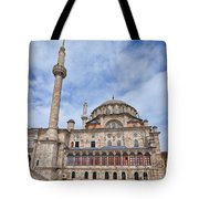 laleli Mosque 02 Tote Bag
