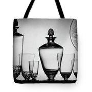Lalique Glassware Tote Bag