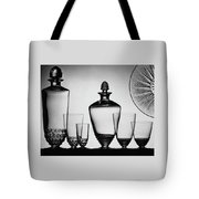 Lalique Glassware Tote Bag