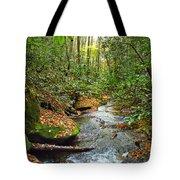 Lamance Creek  Tote Bag