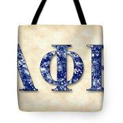 Lambda Phi Epsilon - Parchment Tote Bag