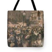 Lambeth Market Tote Bag
