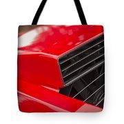 Lamborghini Countach Intake Tote Bag