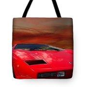 Lamborghini Starting Dream Tote Bag
