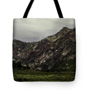 Lamoille Canyon End Tote Bag