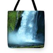 Lamolo Falls Bowl Tote Bag