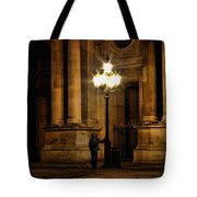 Lamp Light Tote Bag