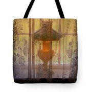 Lamp Light Glow Tote Bag