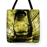 Lamp No.8 Tote Bag