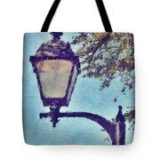 Lamp Post Tote Bag